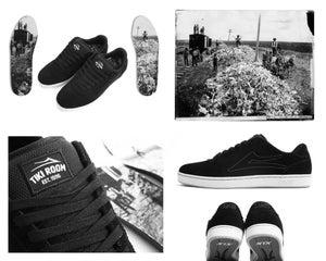 Image of Lakai Footwear x Tiki Room 15th Anniversary shoe