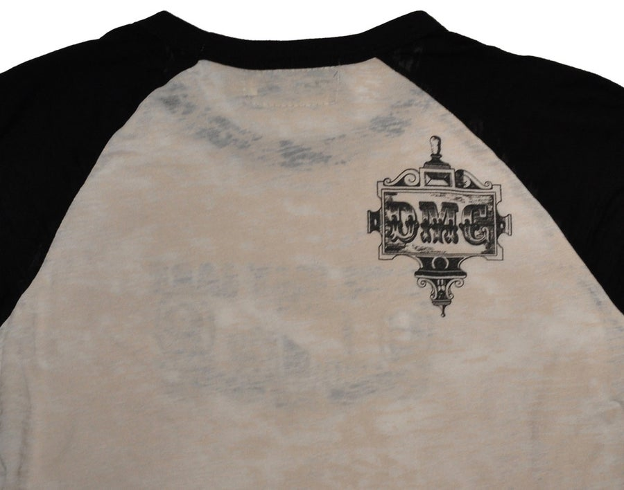 Image of Journal Entry No. 65 (Nothing Good) Baseball Shirt