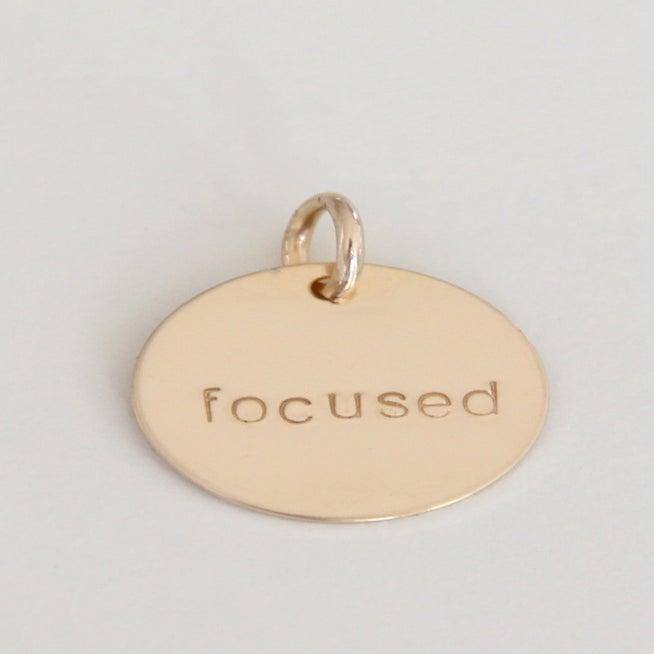 Image of FOCUSED charm