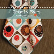 Image of Googly Eyes - PDF Quilt Pattern