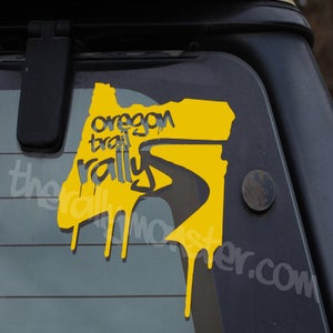 Image of Drippy Oregon Trail Logo