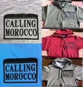 Image of T-shirts ($12) and Hoodies ($20)