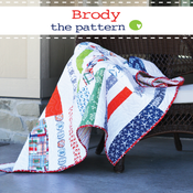 Image of Brody - PDF Pattern