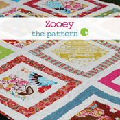 Image of Zooey - PDF Pattern in 3 sizes