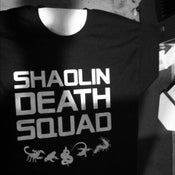 Image of Shaolin Death Squad- Five Deadly Venoms T-Shirt