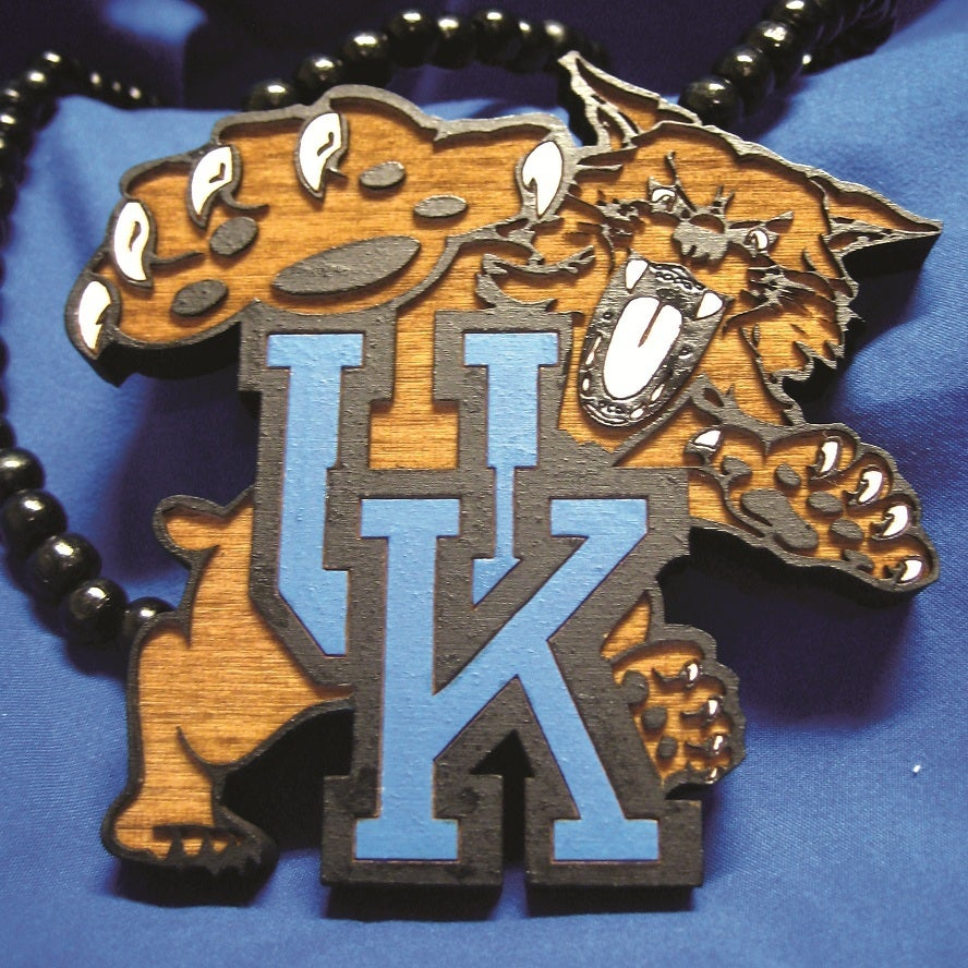 Image of UK Wildcat Necklace