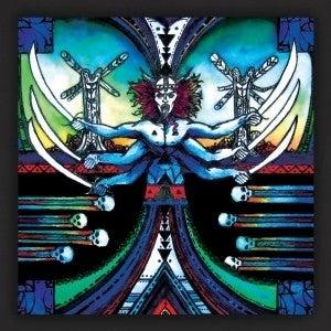 Image of Black Pyramid II - Color LP