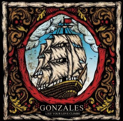 "Image of King Mastino / Gonzales split 7"" 2012!"