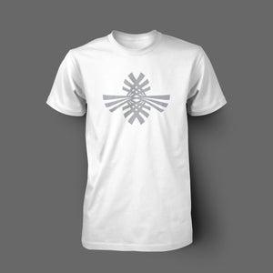 Image of White iSix:5 Seraph T-shirt