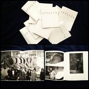 Image of SFTLLTR - Collections Zine