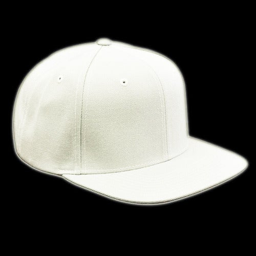 Image of Snapback blanche vierge