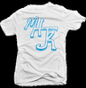 Image of White MHJR T-Shirt