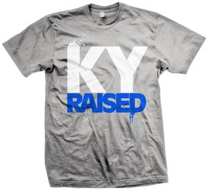 Image of KY Raised in Grey/White/Blue