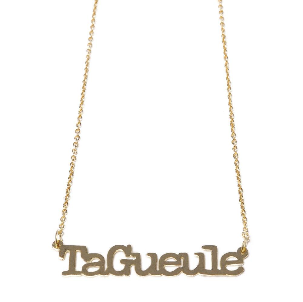 Collier TaGueule - Félicie Aussi
