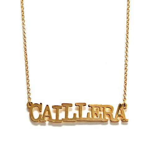 Collier Caillera - Félicie Aussi
