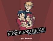 Image of Punks and Nerds: Volume 1 original run