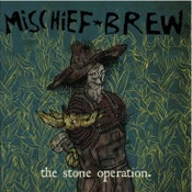 "Image of Mischief Brew - ""The Stone Operation"" LP - Repress (Olive Green Vinyl)"