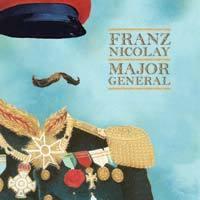 "Image of Franz Nicolay - ""Major General"" LP"
