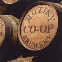 """Image of Mutiny - """"Co-Op Brewery"""" CD"""