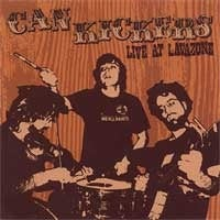 "Image of Can Kickers - ""Live At Lavazone"" CD"