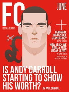 Image of Football Columnist Liverpool: Issue One