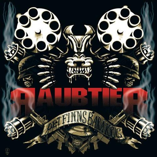 """Image of Raubtier """"Det Finns Bara Krig"""" [CD] Including 2 bonus tracks"""