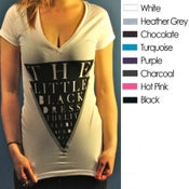 Image of Girls V-Neck T-Shirt
