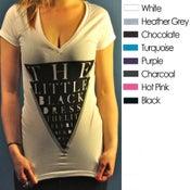 Image of Girls V-Neck T-Shirt