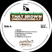 Image of DWG014: Sputnik Brown 'That Brown Underground' E.P.