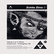 Image of Zelda Zine 3