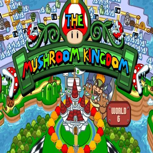 how to get to mushroom kingdom