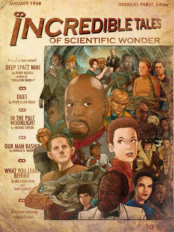 Image of Incredible Tales / DS9