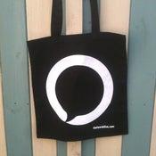Image of 405 Tote Bag Black