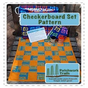 Image of Checkerboard Set Sewing Pattern