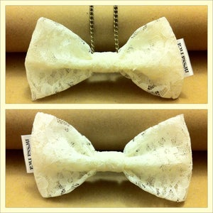 Image of Lace-ness Bow