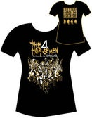 Image of Girly : 'Robbing Diligence Tour Shirt'