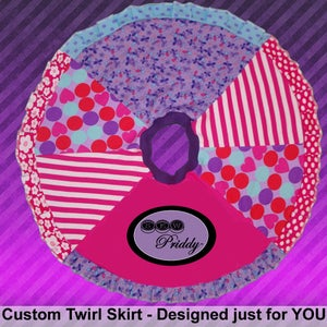 Image of Custom Twirl Skirt - Designed just for YOU by Sew Priddy