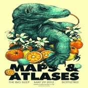 Image of Maps & Atlases (2nd Printing)