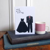 Image of 'Still Going Strong' Greetings Card