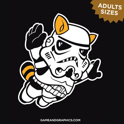 Image of Super Trooper Bros T-Shirt ADULT sizes