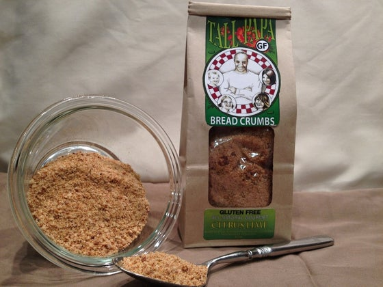 Image of Gluten-Free Citrus Lime Seasoned Bread Crumbs 3x Pack