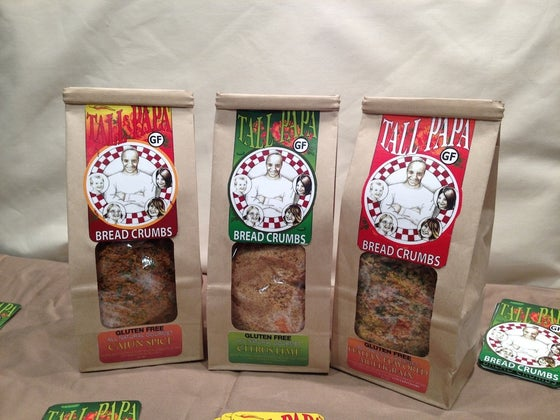 Image of Tall Papa™ Signature Gluten-Free Three Pack