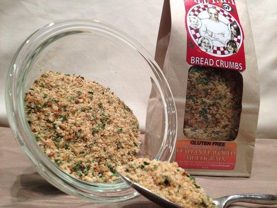 Image of Gluten-Free Italian Seasoned Multi-Grain Bread Crumb 3x Pack