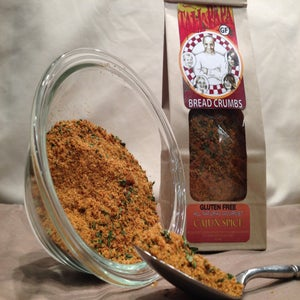 Image of Gluten-Free Cajun Spice Seasoned Bread Crumb 3x Pack