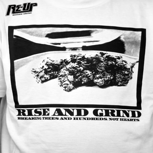 Image of RISE AND GRIND TEE