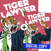 Image of Tiger Lawyer #1 - Deluxe Print & Digital Edition Combo