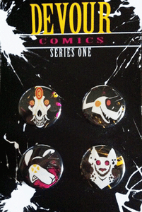 Image of Series One Buttons