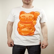 Image of ORANGE GUMMI CAT (MENS)
