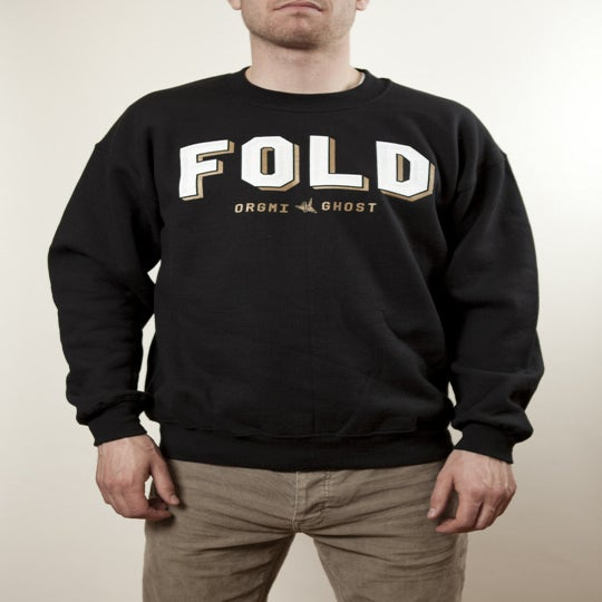 Image of FOLD CREWNECK