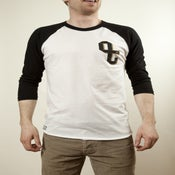 Image of OG RAGLAN (BLACK)